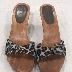 Brand new Bandolino sandal 7.5 Adorable